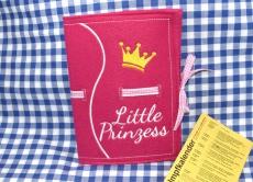 Untersuchungsheft-Hülle Little Prinzess