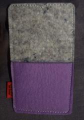 Handyhülle Kontrast-Tasche