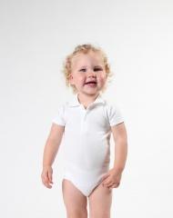 Baby-Polo-Body versch.Farben