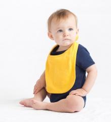 Baby-Lätzchen bestickt mit Namen