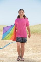 Baby- / Kinder-T-Shirt pink