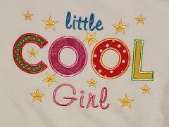 10 Stickdateien Cool Girl