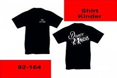 T-Shirt Dance Kids 104-164 Boy-Girl