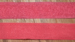 Klettband rosa/pink 20mm