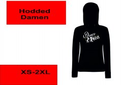 Hodded-Jacke Dance Kids XS-XXL Damen