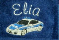 Polizei-Auto