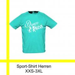 Sport-Shirt Dance Kids Herren