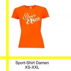 Sport-Shirt Dance KidsDamen