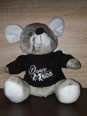 T-Shirt Dance Kids  Mini für Kuscheltiere/Flaschen